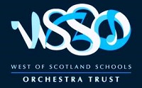 WSSO West of Scotland Schools Orchestra Trust Logo