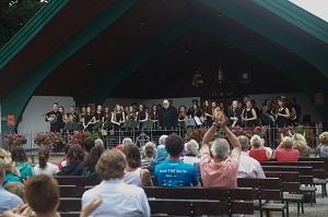 west of scotland schools concert band