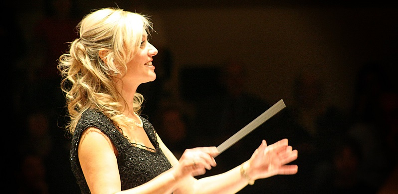 Jane Ferguson – Course Director, Symphony Orchestra
