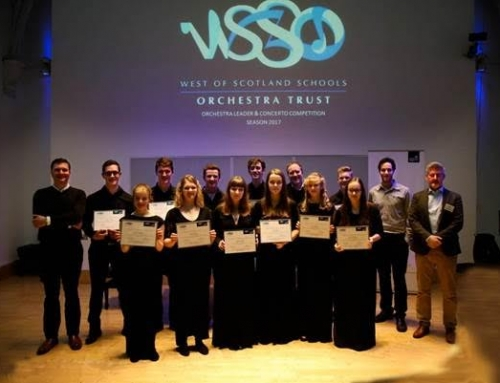WSSSO CONCERTO COMPETITION